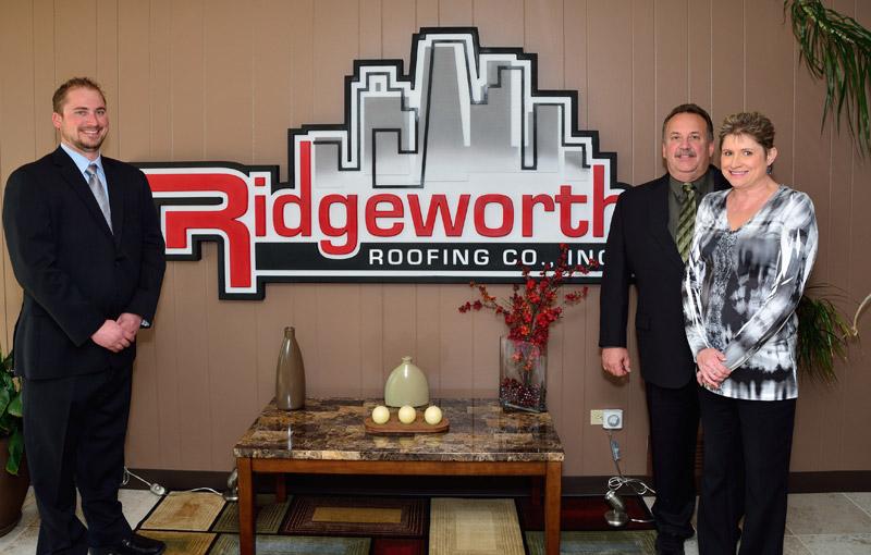 Home Ridgeworth Roofing