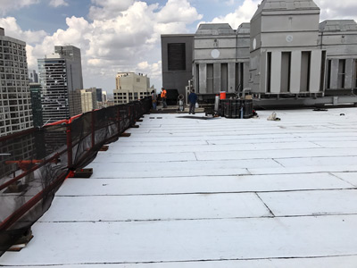 Chicago High Rise Ridgeworth Roofing